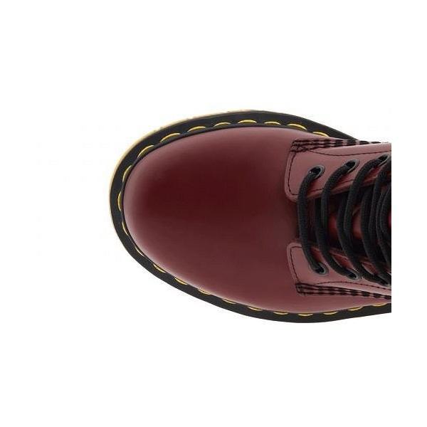 Dr. Martens ドクターマーチン レディース 女性用 シューズ 靴 ブーツ レースアップブーツ 1460 W - Cherry Red