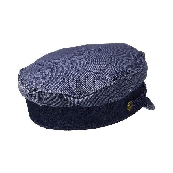 Brixton ブリクストン レディース 女性用 ファッション雑貨 小物 帽子 キャップ Albany Cap - Light Navy