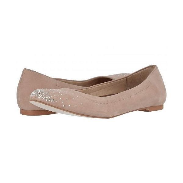 Walking Cradles ウォーキングクレイドル レディース 女性用 シューズ 靴 フラット Blythe - Light Taupe Nubuck