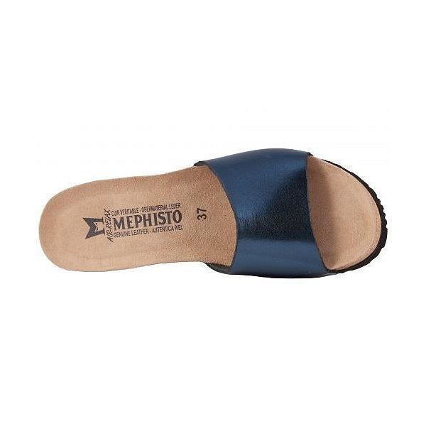 Mephisto メフィスト レディース 女性用 シューズ 靴 ヒール Lise - Blue Star