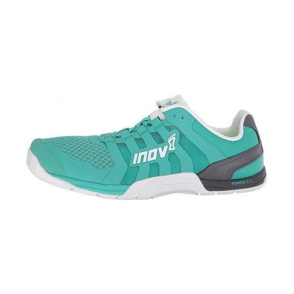 Inov-8 イノヴェイト レディース 女性用 シューズ 靴 スニーカー 運動靴 F-Lite 235 V2 - Teal/White