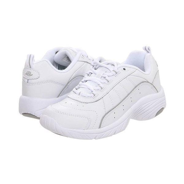 Easy Spirit イージースピリット レディース 女性用 シューズ 靴 スニーカー 運動靴 Punter - White/Light Grey Leather