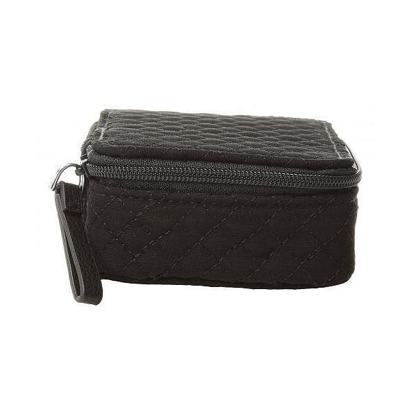 Vera Bradley ベラブラッドリー レディース 女性用 バッグ 鞄 トラベルポーチ Iconic Travel Pill Case - Classic Black