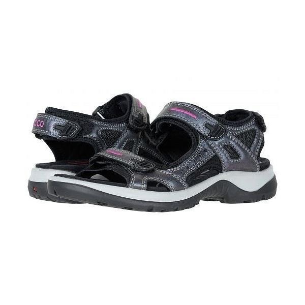 ECCO Sport エコー スポーツ レディース 女性用 シューズ 靴 サンダル Yucatan Sandal - Iridecent