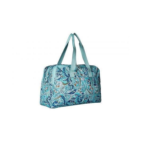 Vera Bradley ベラブラッドリー レディース 女性用 バッグ 鞄 旅行用 トラベルトートバッグ Lighten Up Weekender Travel Bag - Daisy Paisley
