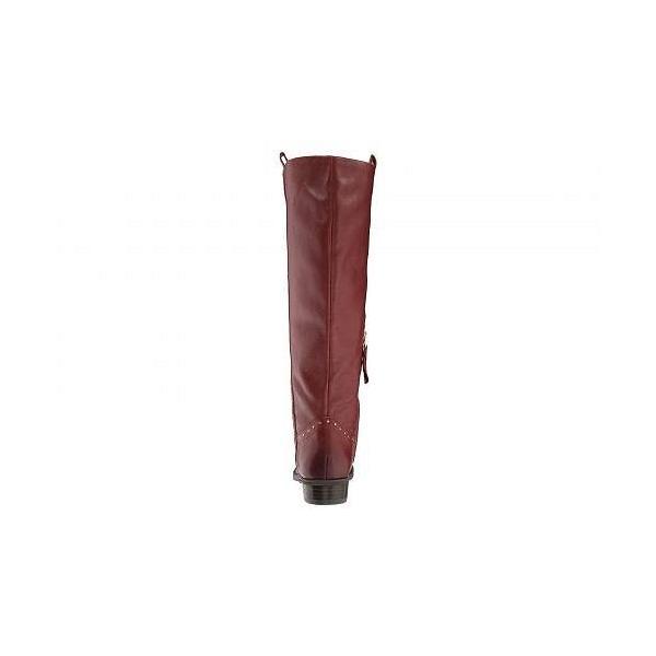 Sam Edelman サムエデルマン レディース 女性用 シューズ 靴 ブーツ ロングブーツ Prina Wide Calf Leather Tall Boot - Redwood Brown Neymar Leather
