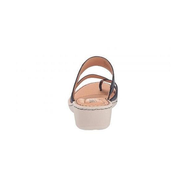 Born ボーン レディース 女性用 シューズ 靴 ヒール Siene - Navy Full Grain Leather 2