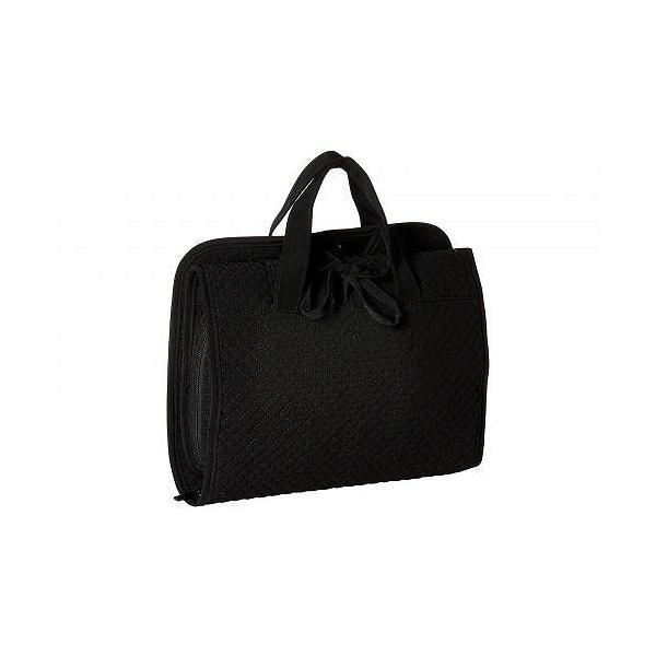 Vera Bradley ベラブラッドリー レディース 女性用 バッグ 鞄 トラベルポーチ Iconic Hanging Travel Organizer - Classic Black