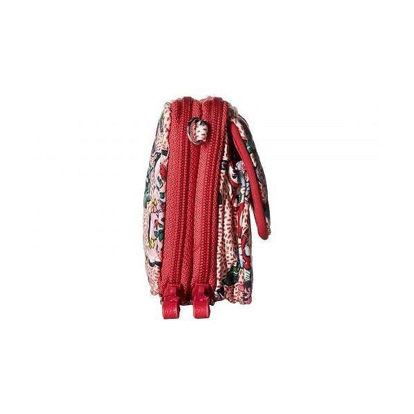 Vera Bradley ベラブラッドリー レディース 女性用 バッグ 鞄 バックパック リュック Iconic RFID All-In-One Crossbody - Stitched Flowers