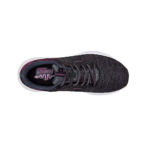 Brooks ブルックス レディース 女性用 シューズ 靴 スニーカー 運動靴 Launch 6 - Blackened Pearl/Wild Aster