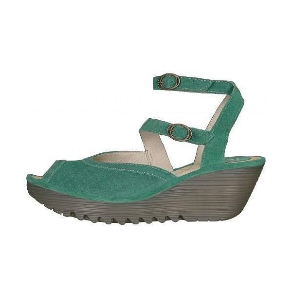 FLY LONDON フライロンドン レディース 女性用 シューズ 靴 ヒール YAXI945FLY - Avocato Suede