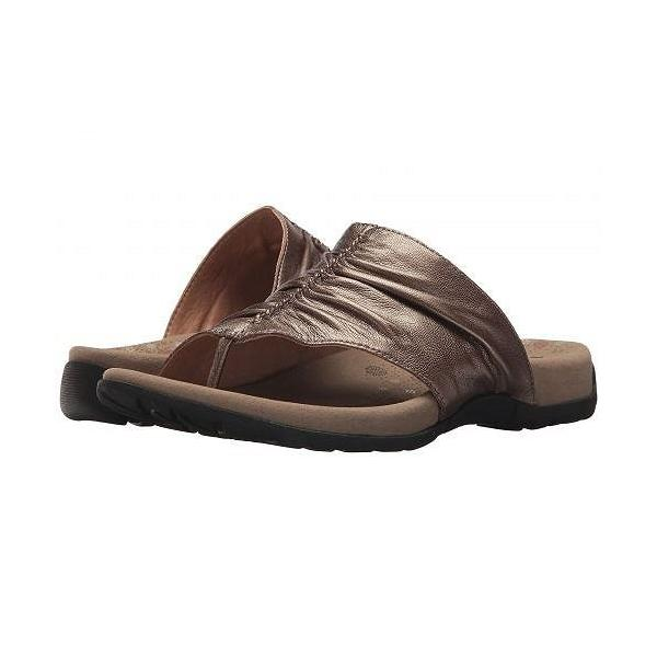 taos Footwear タオス レディース 女性用 シューズ 靴 サンダル Gift 2 - Cocoa Metallic