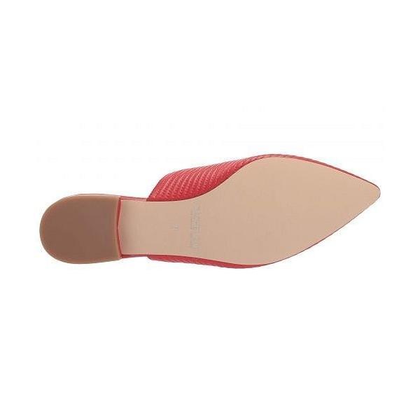 Rachel Zoe レイチェルゾー レディース 女性用 シューズ 靴 フラット Luna Flat Mule - Poppy Nappa