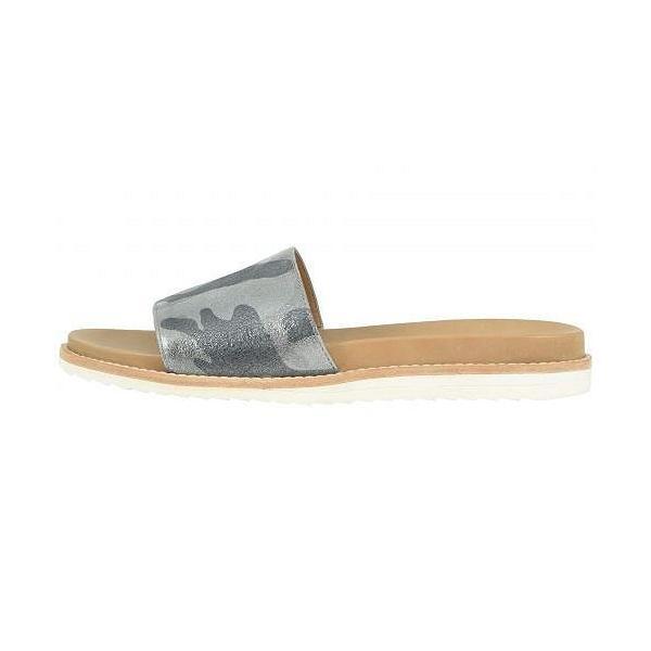 Trask トラスク レディース 女性用 シューズ 靴 サンダル Sherry - Pewter Camouflage Metallic