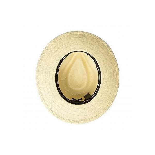 rag & bone ラグアンドボーン レディース 女性用 ファッション雑貨 小物 帽子 Packable Straw Fedora - Natural 2