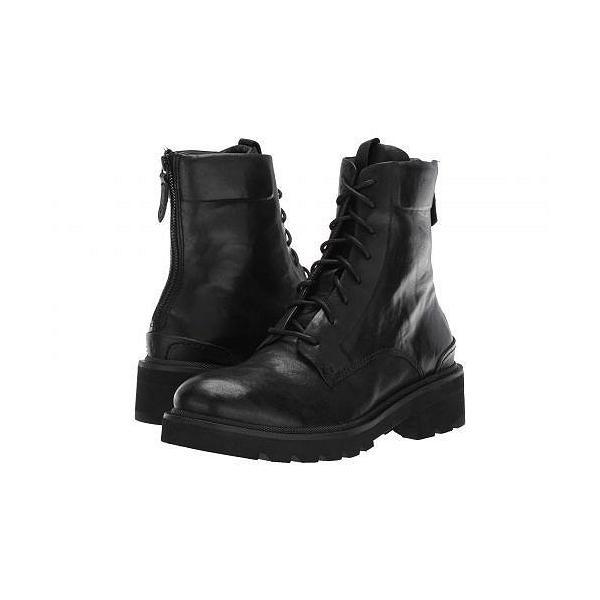 Frye フライ レディース 女性用 シューズ 靴 ブーツ レースアップブーツ Allison Combat - Black Antique Soft Vintage