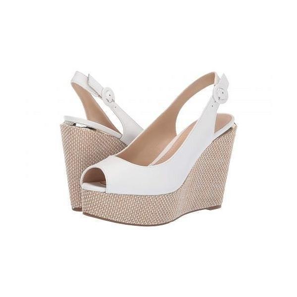 GUESS ゲス レディース 女性用 シューズ 靴 ヒール Hardy - White 2