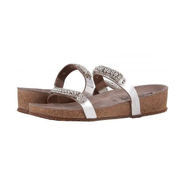 Mephisto メフィスト レディース 女性用 シューズ 靴 サンダル Ivana - Nickel Star