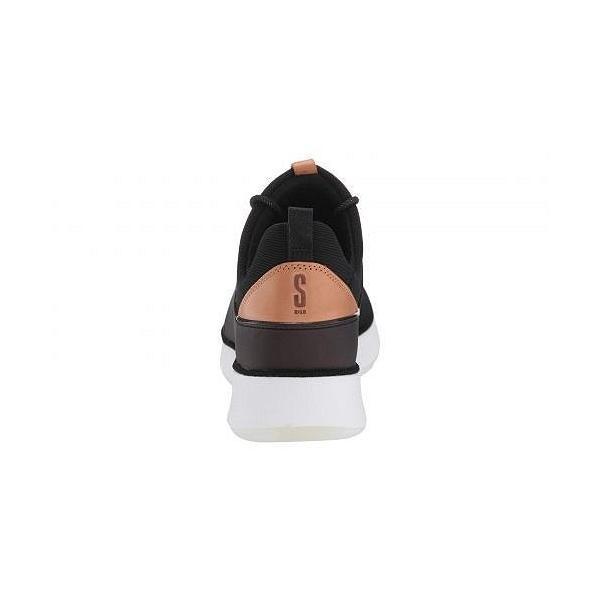 Clarks クラークス レディース 女性用 シューズ 靴 スニーカー 運動靴 SoopaSFT. 01 - Black/White Combination