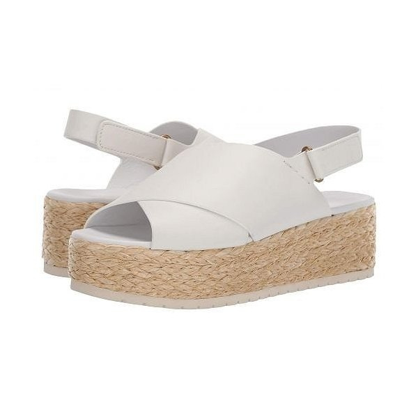 Vince ヴィンス レディース 女性用 シューズ 靴 ヒール Jesson - Off-White Memory Leather