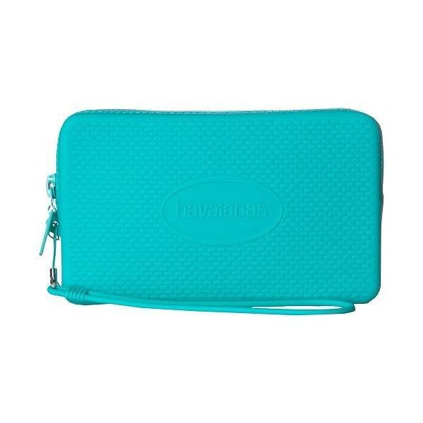 Havaianas ハワイアナス レディース 女性用 バッグ 鞄 ハンドバッグ クラッチ Mini Bag Plus - Lake Green
