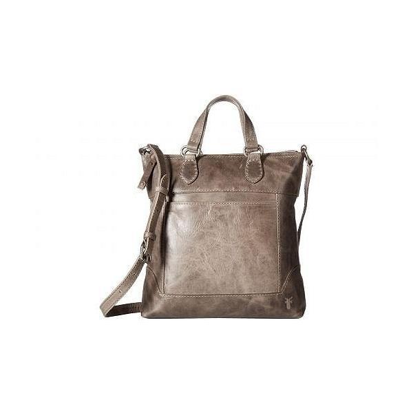 Frye フライ レディース 女性用 バッグ 鞄 バックパック リュック Melissa Small Tote Crossbody - Ice Antique Pull Up