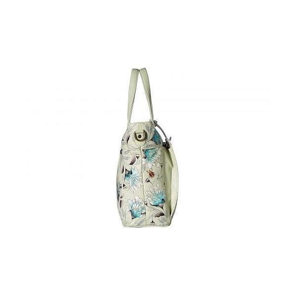 Anuschka Handbags アヌシュカハンドバッグ レディース 女性用 バッグ 鞄 トートバッグ バックパック リュック Large Organizer Tote 635 - Wondrous Wings