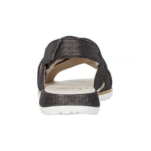 Amalfi by Rangoni レディース 女性用 シューズ 靴 サンダル Biondina - Grafite Tondi Lam