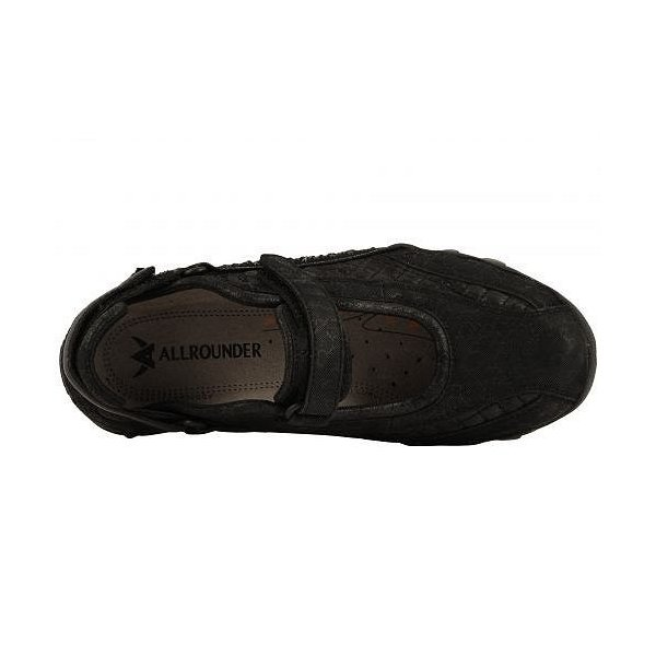 Mephisto メフィスト レディース 女性用 シューズ 靴 スニーカー 運動靴 Niro Diamonds - Black Velvet/Hydro Soft