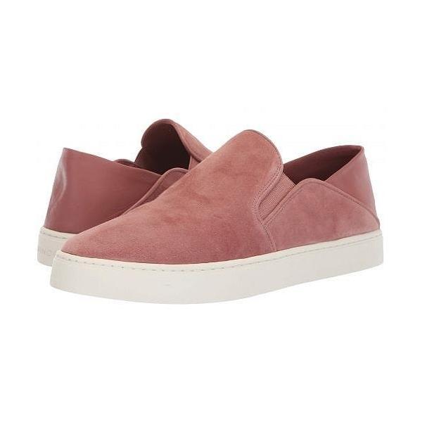 Vince ヴィンス レディース 女性用 シューズ 靴 スニーカー 運動靴 Garvey - Antique Rose Premium Kid Suede