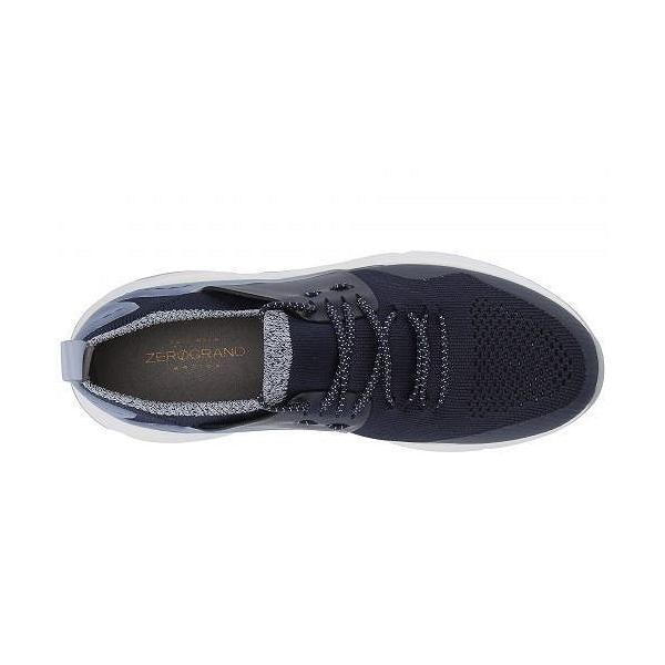 Cole Haan コールハーン レディース 女性用 シューズ 靴 スニーカー 運動靴 ZER?GRAND All-Day Trainer - Maritime Blue Knit/Maritime Blue Leather/Optic