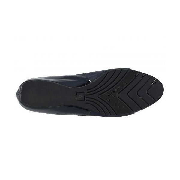 Vaneli ヴァネリ レディース 女性用 シューズ 靴 ヒール Pontus - Navy Nappa/Navy Patent