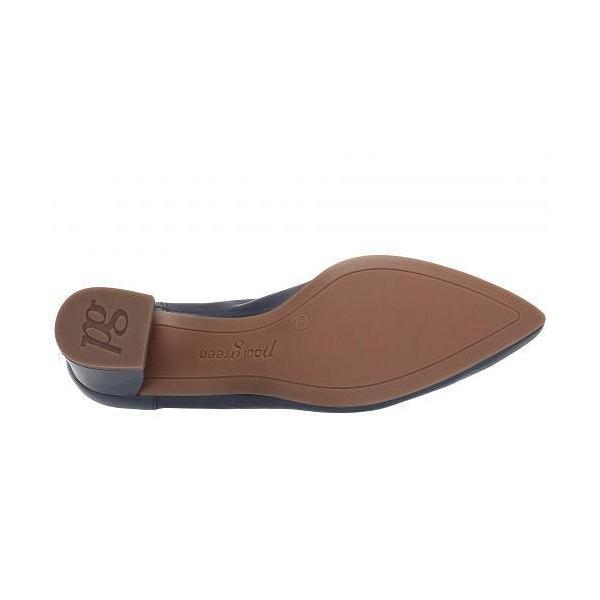 Paul Green ポールグリーン レディース 女性用 シューズ 靴 ヒール Tammy Pump - Navy Soft Nappa