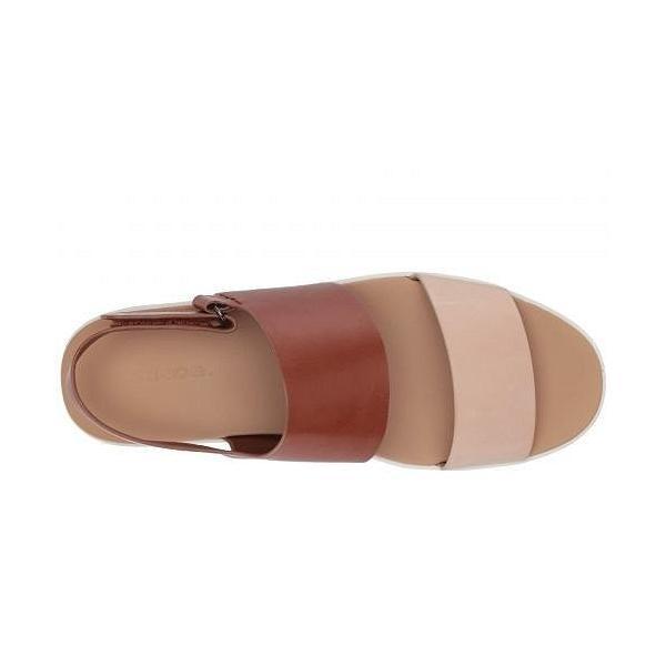 Vince ヴィンス レディース 女性用 シューズ 靴 ヒール Westport - Putty/Cognac Foulard Leather