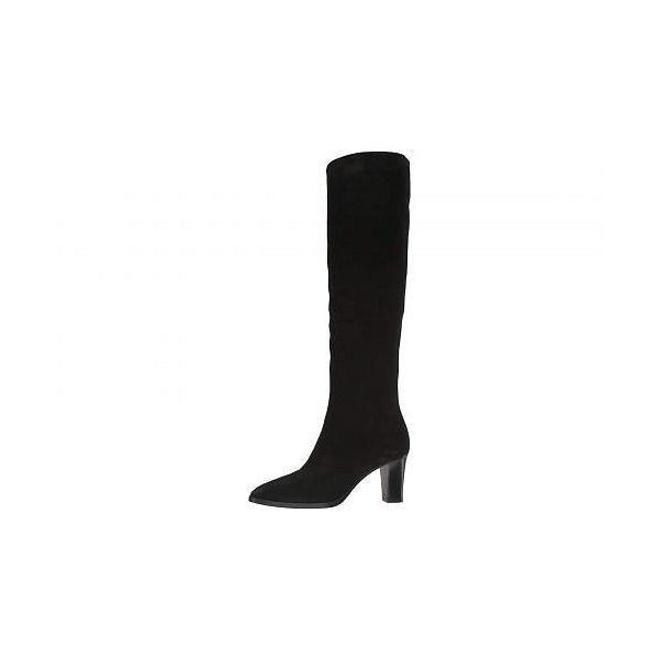 Vince ヴィンス レディース 女性用 シューズ 靴 ブーツ ロングブーツ Casper - Black Coco Sport Suede