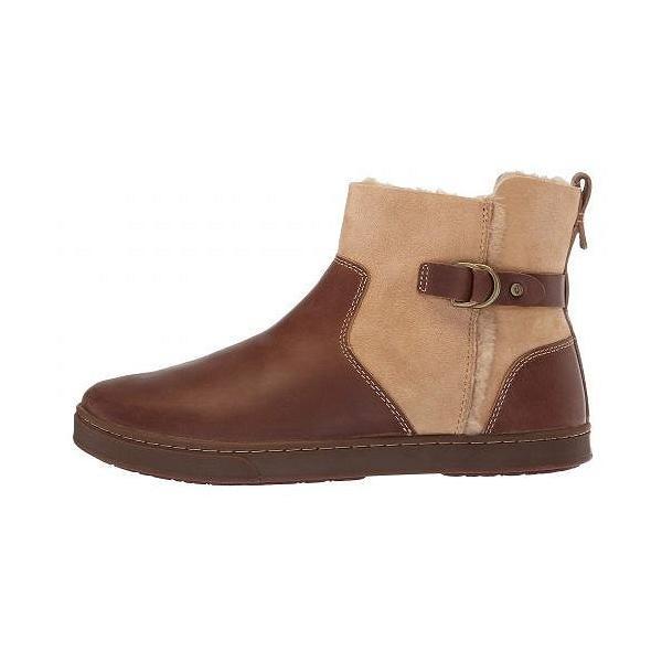 Olukai オルカイ レディース 女性用 シューズ 靴 ブーツ アンクルブーツ ショート Pehuea Hulu - Golden Sand