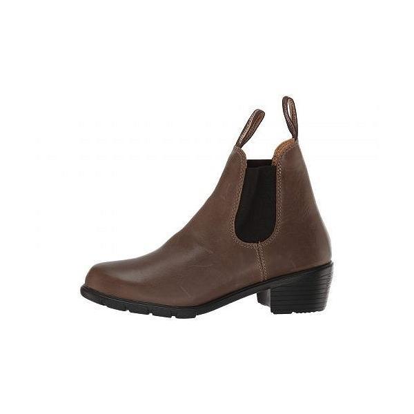 Blundstone ブランドストーン レディース 女性用 シューズ 靴 ブーツ チェルシーブーツ アンクル BL1672 - Antique Taupe