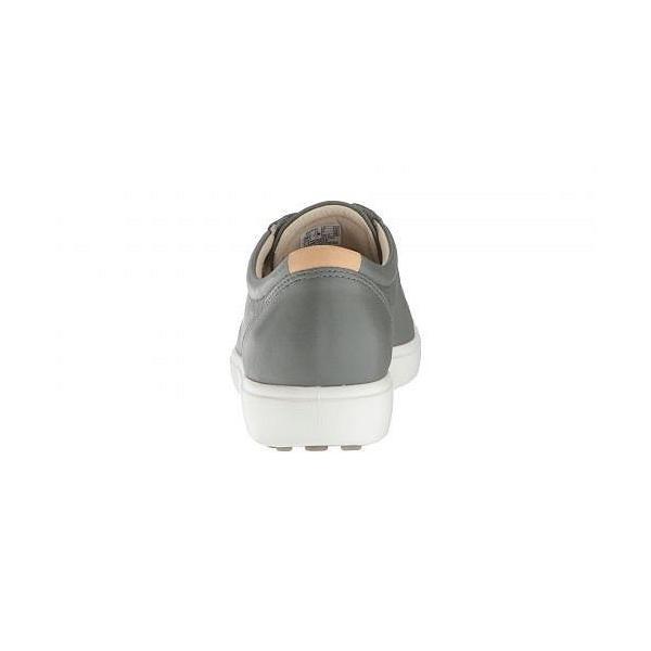 ECCO エコー レディース 女性用 シューズ 靴 スニーカー 運動靴 Soft 7 Sneaker - Moon Cow Leather