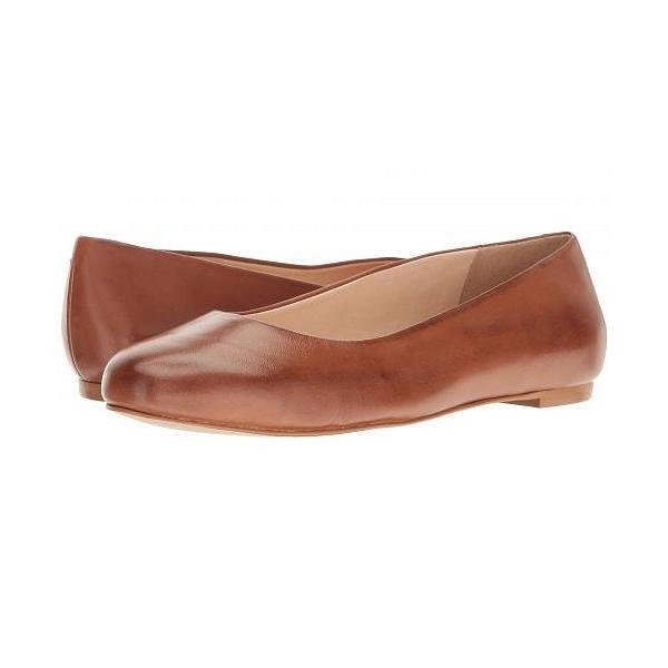 Walking Cradles ウォーキングクレイドル レディース 女性用 シューズ 靴 フラット Bronwyn - Luggage Soft Maia