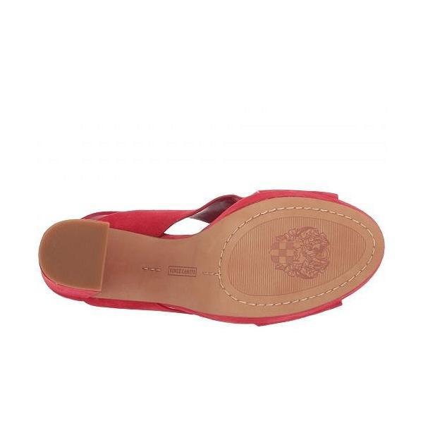 Vince Camuto ヴィンスカムート レディース 女性用 シューズ 靴 ヒール Jeangel - Glamour Red