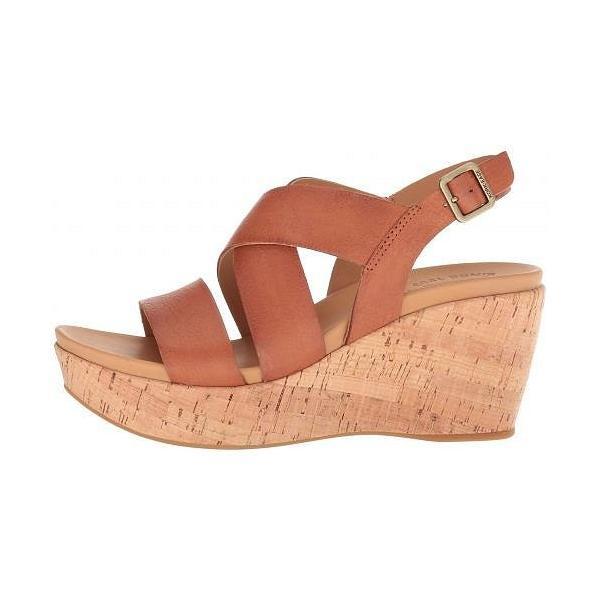 Kork-Ease コークイーズ レディース 女性用 シューズ 靴 ヒール Ashcroft - Brown (Etiope) Full Grain