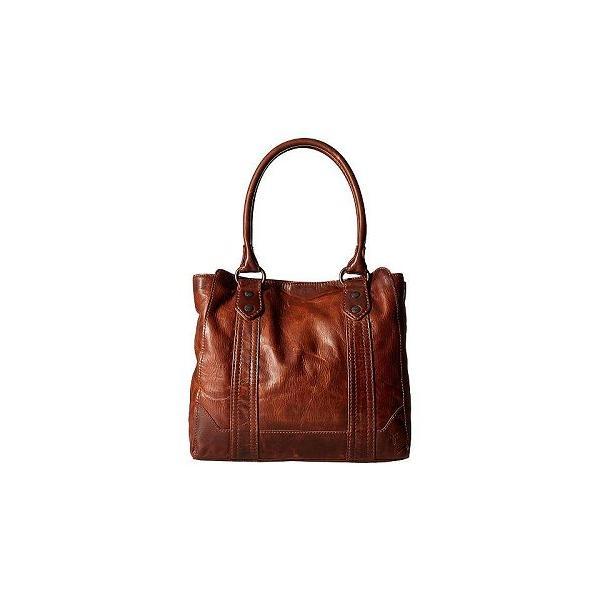 Frye フライ レディース 女性用 バッグ 鞄 トートバッグ バックパック リュック Melissa Tote - Cognac Antique Pull Up
