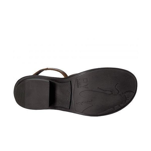 FLY LONDON フライロンドン レディース 女性用 シューズ 靴 ヒール CEMI434FLY - Camel Rug