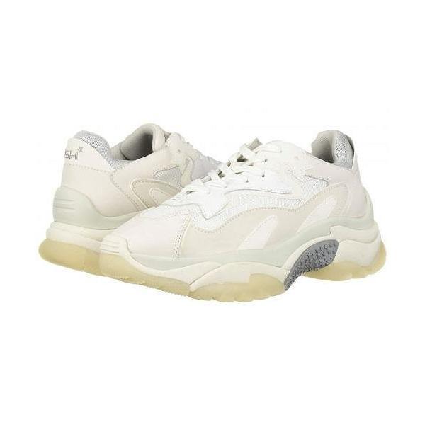 ASH アッシュ レディース 女性用 シューズ 靴 スニーカー 運動靴 Addict Bis - White/Grigro