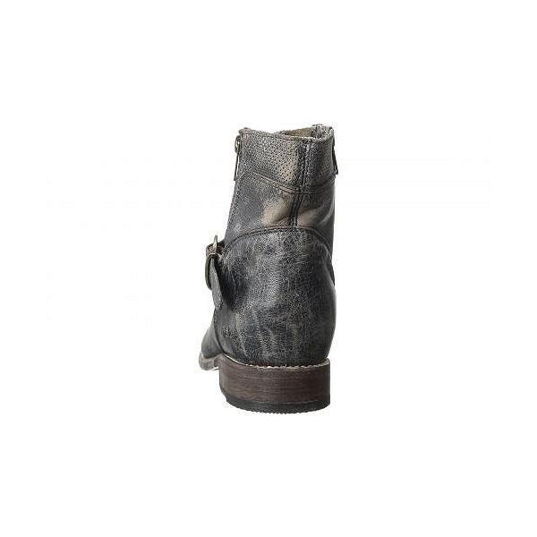 Bed Stu ベッドストゥ レディース 女性用 シューズ 靴 ブーツ ライダーブーツ Becca - Black Lux