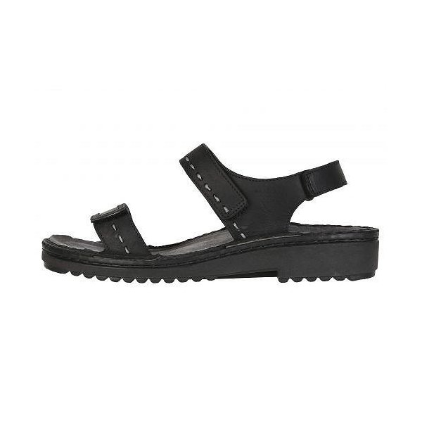 Naot ナオト レディース 女性用 シューズ 靴 サンダル Benya - Oily Coal Nubuck/Reptile Gray Leather