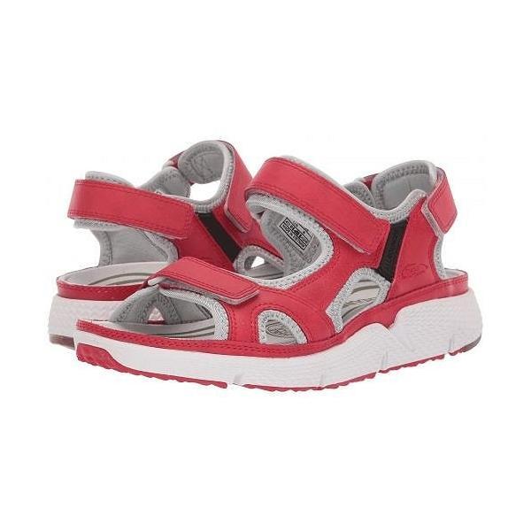 Mephisto メフィスト レディース 女性用 シューズ 靴 サンダル It's Me - Red TT Soft|ilovela