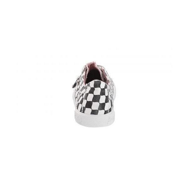 Blowfish ブローフィッシュ レディース 女性用 シューズ 靴 スニーカー 運動靴 Fruit - Off-White Munkey Check Print