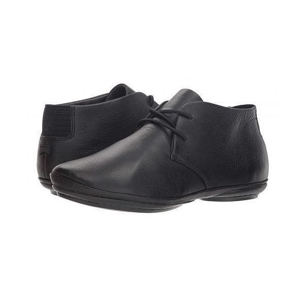 Camper カンペール レディース 女性用 シューズ 靴 ブーツ チャッカブーツ アンクル Right Nina - K400221 - Black 1