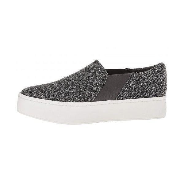 Vince ヴィンス レディース 女性用 シューズ 靴 スニーカー 運動靴 Warren - Grey Tweed Fabric